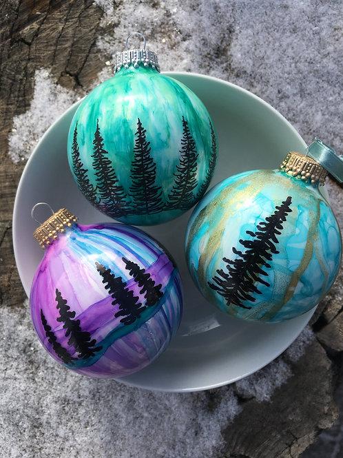 The Jenny Ornaments