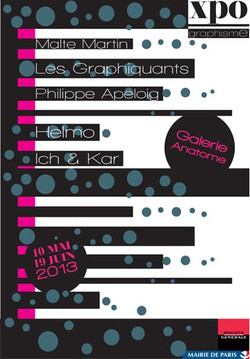 Affiche d'exposition