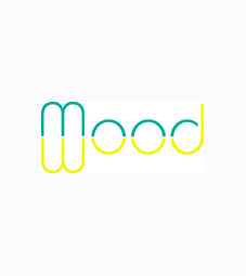 Logo mood wood