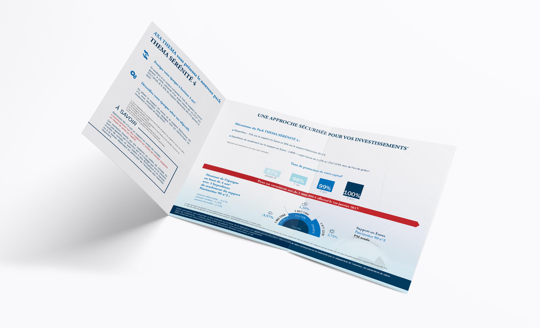 Leaflet AXA
