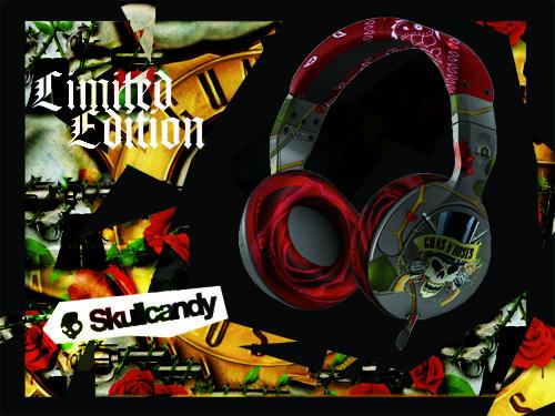 Création d'un casque Skullcandy