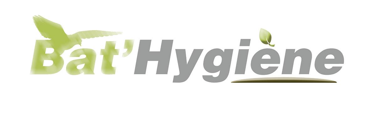 Conception du logo Bat'Hygiène
