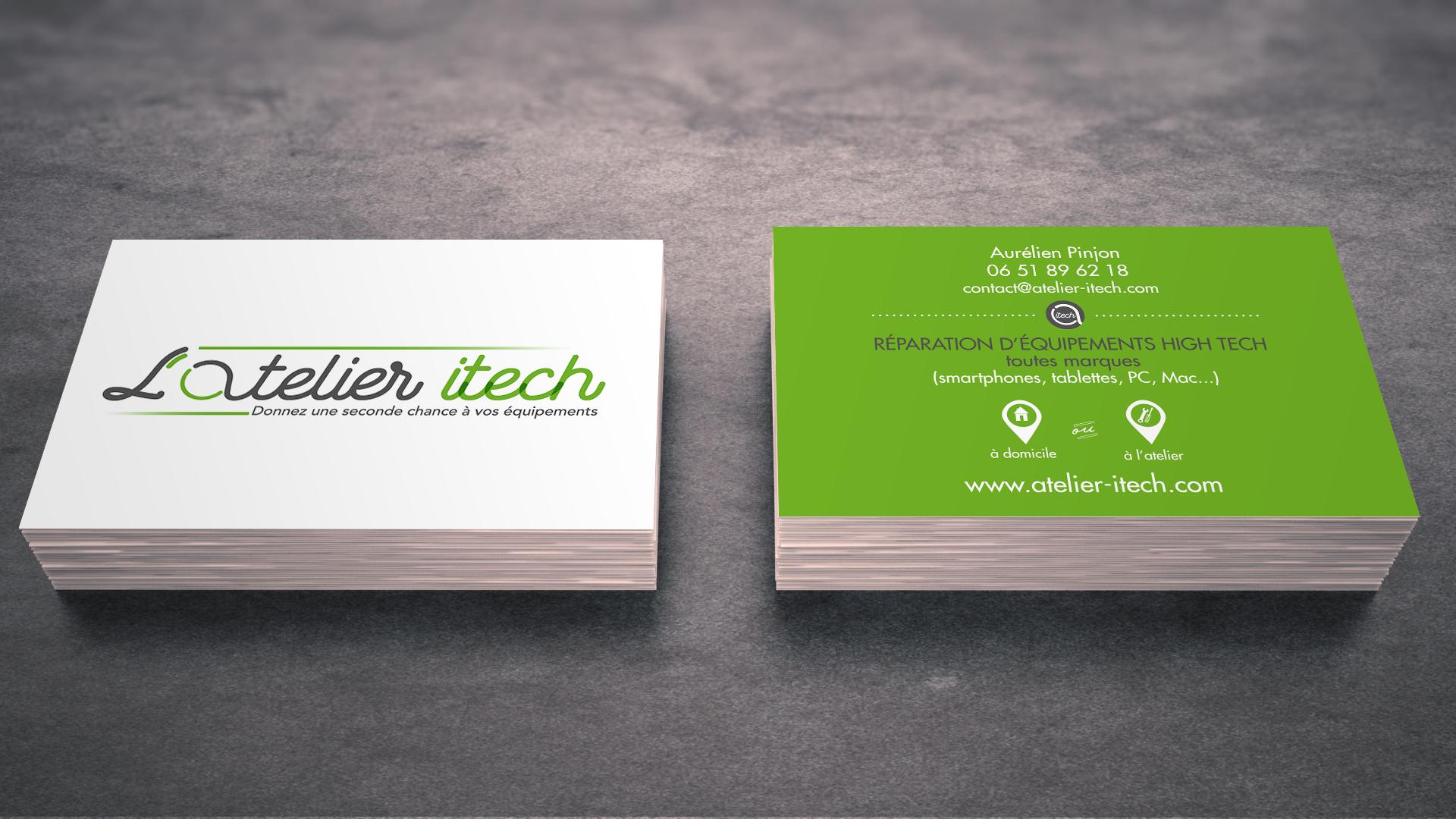 Cartes L'Atelier itech