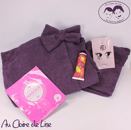 Grandiose violet !