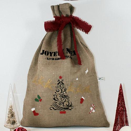 Jolie Hotte de Noël personnalisable #5