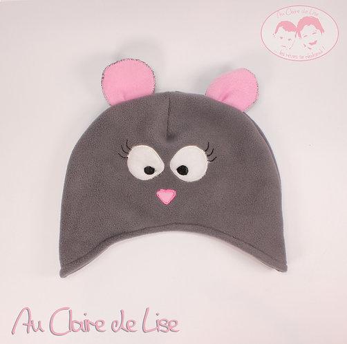 Bonnet en polaire - Petite tête
