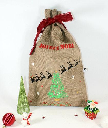 Jolie Hotte de Noël personnalisable #3