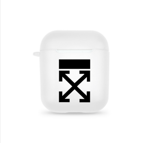 Coque Airpods OFF White