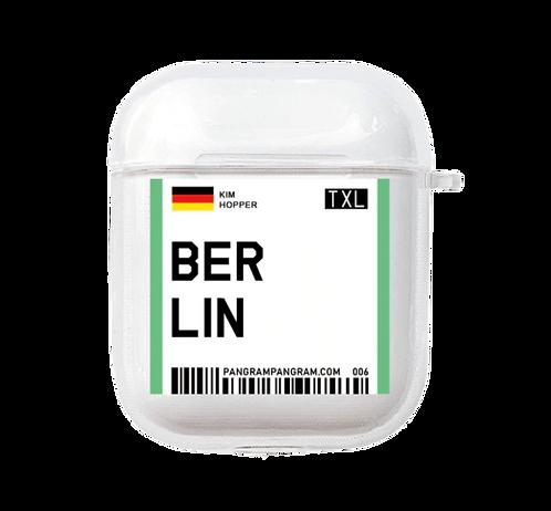 Berlin Boarding Pass
