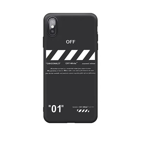Coque iPhone off White