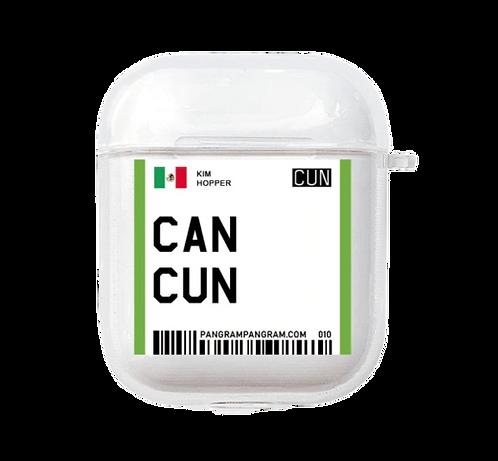 Cancun Boarding Pass