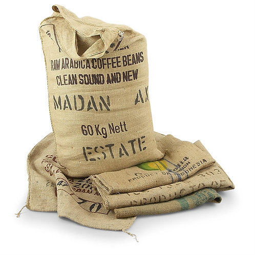 Authentic Burlap Bag