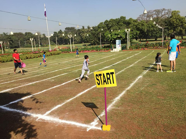 Family Sports Day at Willingdon Club