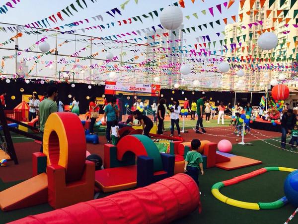 Children's Nook Fun Fair