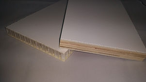 FRP Coated Honeycomb & Plywood