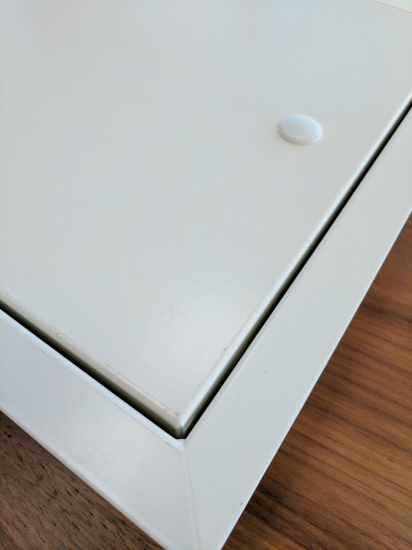Picture Frame Access Panel