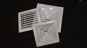 Air Vents & Diffusers