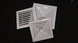 Ventilation Parts