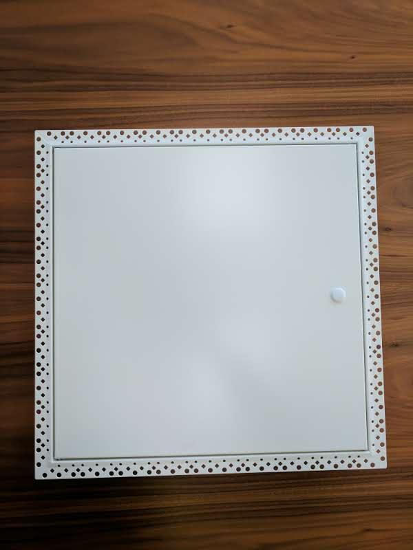 Beaded Frame Access Panel