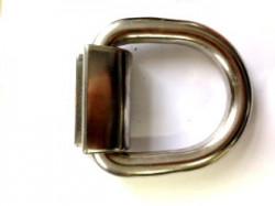 D Lashing Ring Passivated