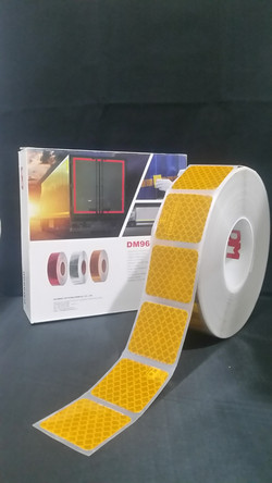 Yellow Segmented/Curtain Sided