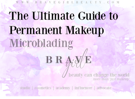 The Ultimate Guide to Permanent Makeup: Microblading Brows