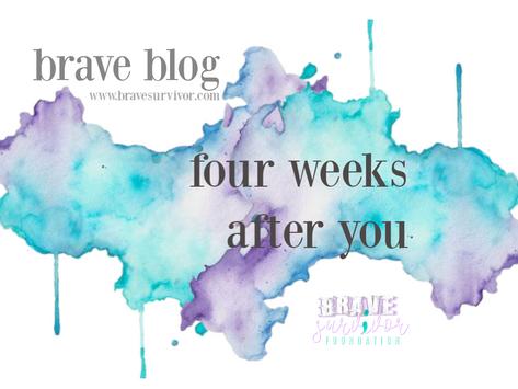 Four Weeks AJ