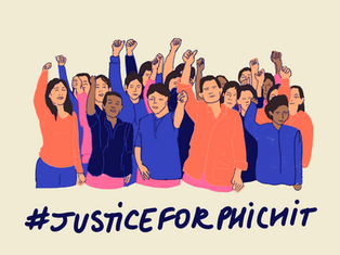 #JusticeForPhichit: Let's Fight Together for Corporate Accountability!