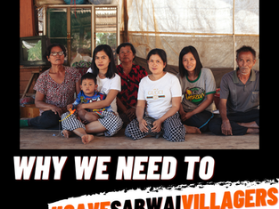 Why We Need to #SaveSabWaiVillagers