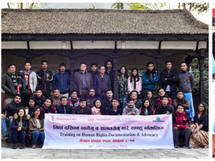 """NEPAL - """"Development should ensure rights of all citizens"""" - Newa youths"""