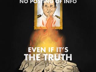 Prayuth's Dictatorship must STOP NOW! #PrayutGetOut