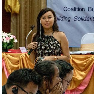 BHR Coalition Building Workshop