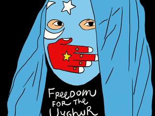 #FreeUyghur: China Must Stop its #Genocide against #UyghurMuslims