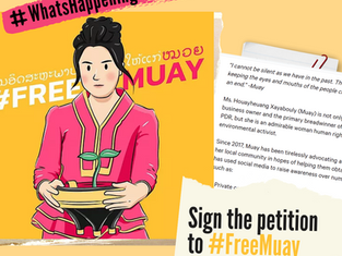 Sign our petition to #FreeMuay