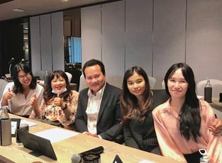 Manushya's Youth Voices at AICHR Thailand's Annual Meeting