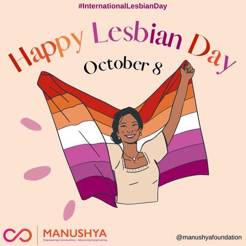 #InternationalLesbianDay: Lesbian Rights are Human Rights!