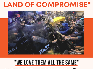 """""""Thailand is the Land of Compromise"""" - Does He Even Understand the Words He's Been Using?"""