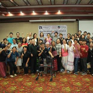 Chiang Mai BHR Workshop