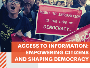 Access To Information: Empowering Citizens and Shaping Democracy