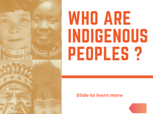 Who Are Indigenous Peoples?