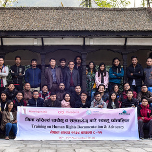 #Nepal: 3-Day Training on Human Rights Documentation & Advocacy