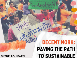 Decent Work: Paving the Path to Sustainable Development