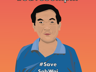 #SaveSompitr  A Story of True Injustice in Thailand