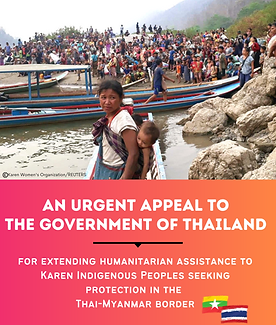 Joint Statement - Urgent Appeal to the G