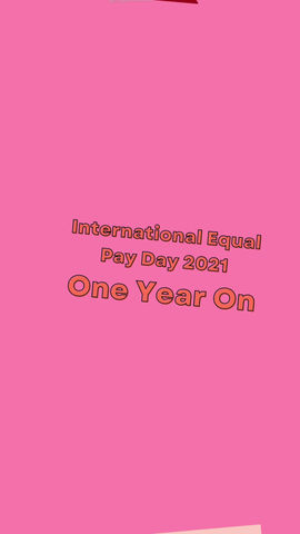#EqualPayDay: Closing Gender Pay Gap Now!
