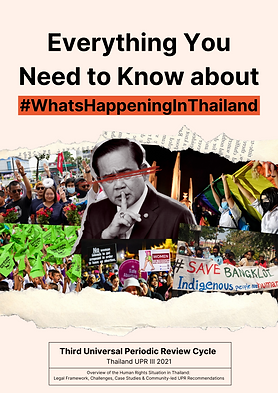 0-Front Cover - Thailand UPR III Factsheet.png