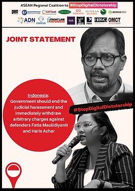 A4 - Joint Statement with FA - Indonesia - Joint Solidarity Statement HRDs.png
