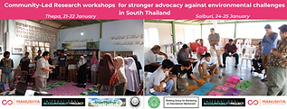 Community-Led Research workshops to enha