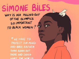 Simon Biles: Why is Her Pulling Out of the Olympics So Important to Black Women?