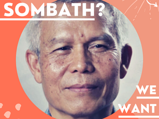 Where Is Sombath? We Want The Truth!
